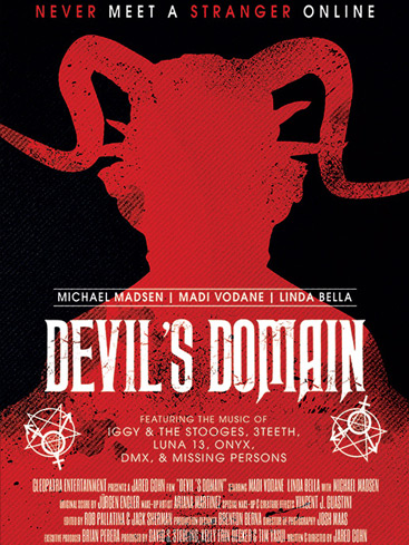Devil's Domain (Movie) Premieres May 19 - 20, 2017!