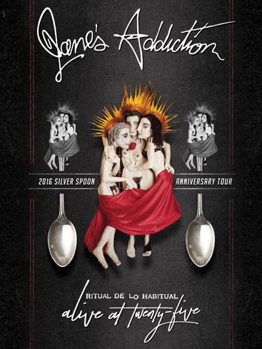 Jane's Addiction - Alive At Twenty Five - Ritual De Lo Habitual
