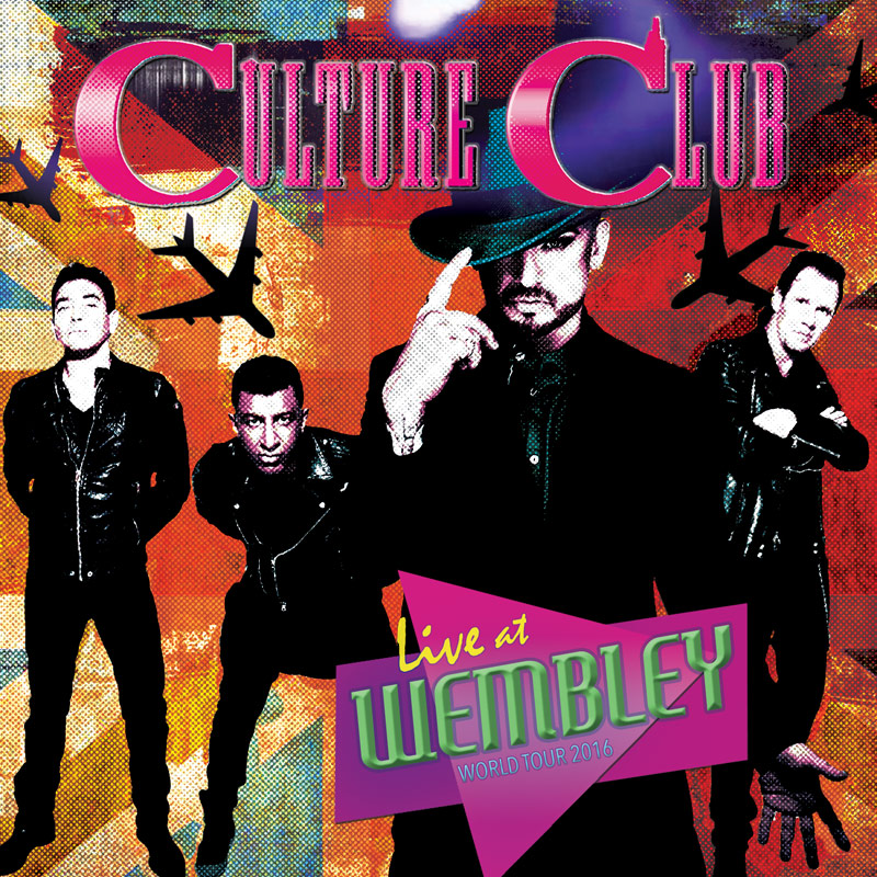 Culture Club - Live at Wembley