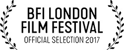 Official Selection - BFI London Film Festival 2017
