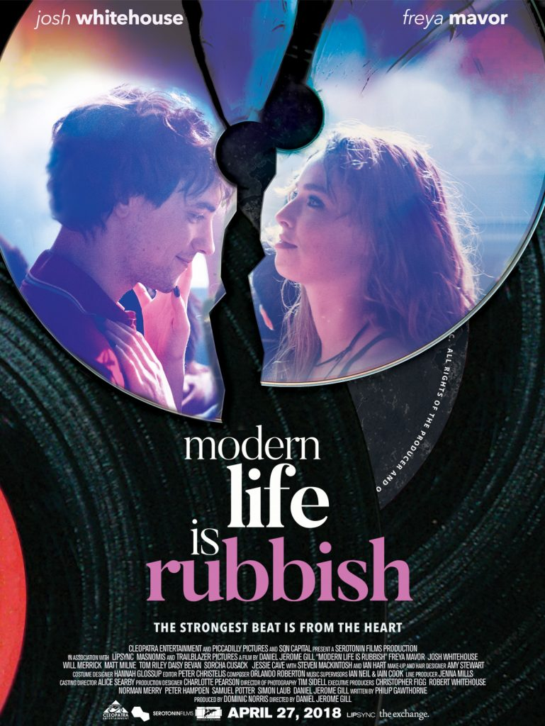 Modern Life Is Rubbish ( 2017 )