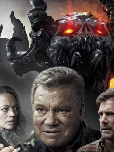 Devil's Revenge Director Talks About Dragging William Shatner to Hell