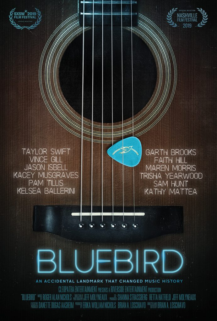 A Masterpiece! Brian Loschiavo's Bluebird Receives Standing Ovation at NASHFILM 2019!