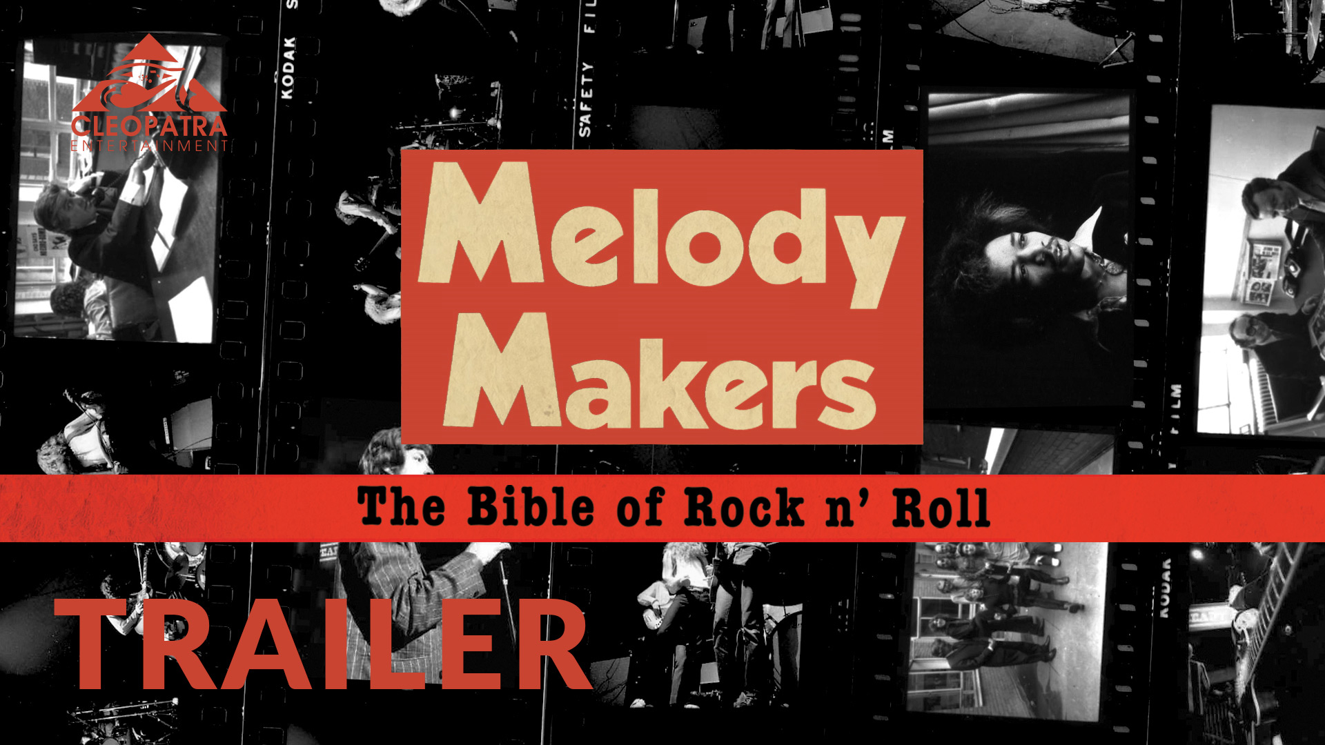 Melody Makers - The Bible of Rock n' Roll