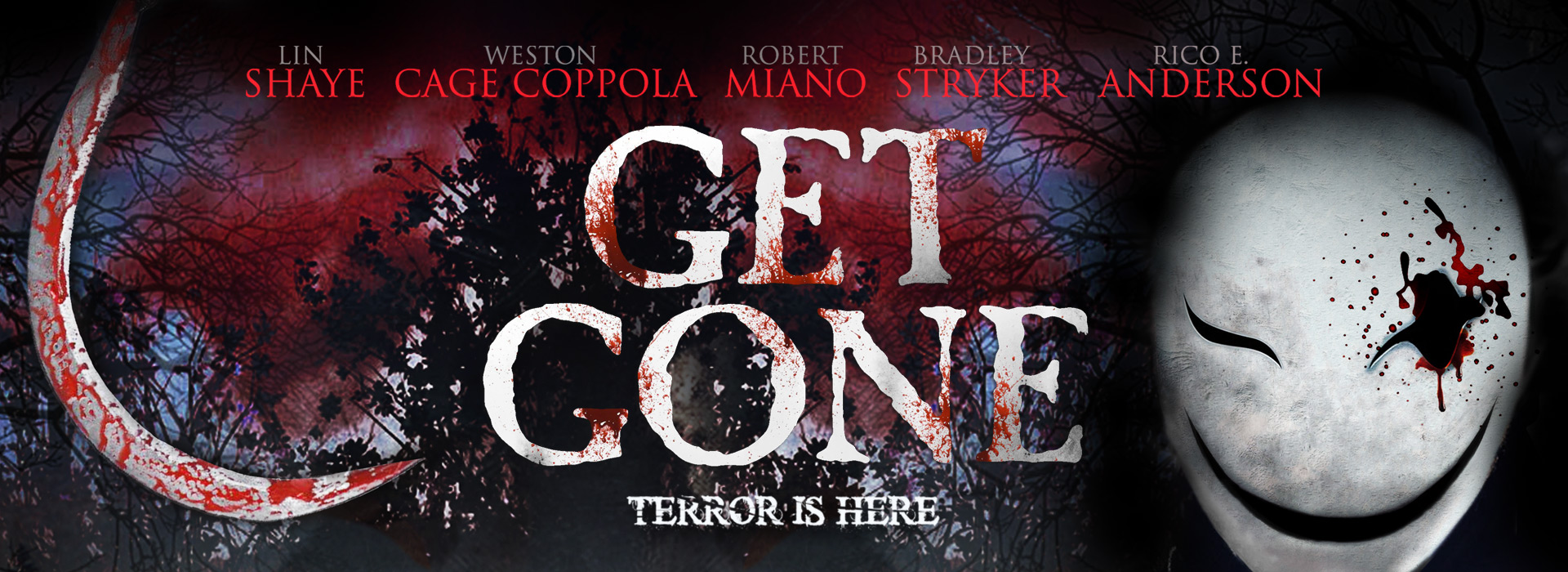 Get Gone - Terror is Here
