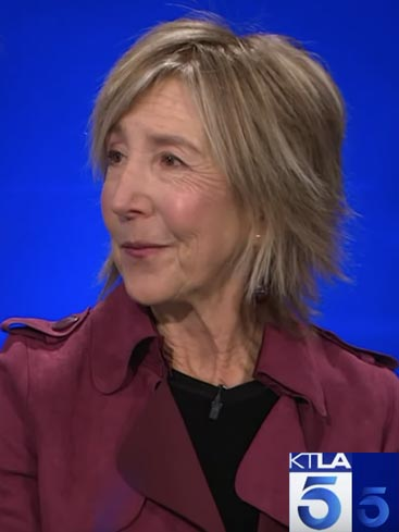 "Actress Lin Shaye Shares the Importance of 'Staying in the Moment' When Filming ""Get Gone"""