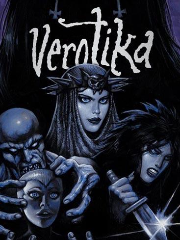 Watch the extreme trailer for Glenn Danzig's horror anthology Verotika