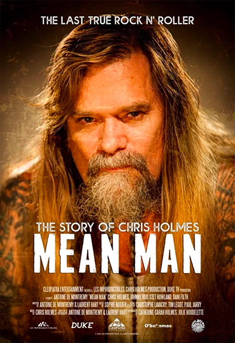 Mean Man - Poster